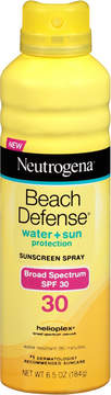 Neutrogena Beach Defense Sunscreen Spray SPF 30