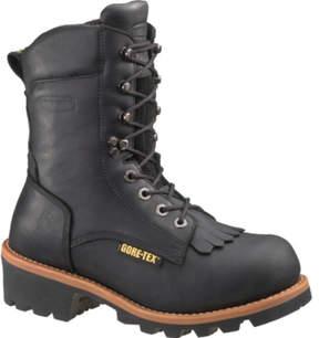 Wolverine Buckeye Non Insulated GTX 8 Steel Toe Logger Boot (Men's)