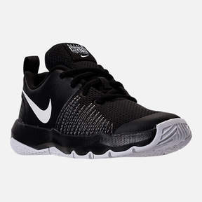 Nike Boys' Preschool Team Hustle Quick Basketball Shoes