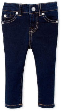 7 For All Mankind Infant Girls) Super Skinny Jeans