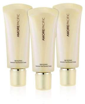 Amore Pacific AMOREPACIFIC TIME RESPONSE Hand Renewal Creme, Set of Three