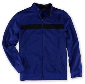 Fila Mens Sport Roller Tricot Track Jacket bluflyblk S