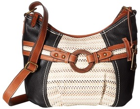 b.o.c. Nayarit Blanket Stripe Crossbody