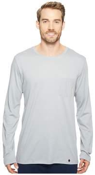 Hanro Night and Day Long Sleeve Shirt Men's T Shirt