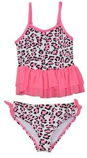 Betsey Johnson Girls' 2pc Swimsuit.