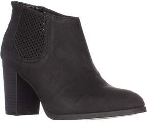 Style&Co. Sc35 Lana Ankle Booties, Black.
