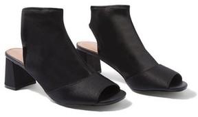 Topshop Women's Disco Stretch Satin Sandals