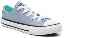 Converse Chuck Taylor All Star Knit Toddler & Youth Sneaker - Girl's