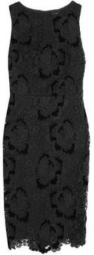 Badgley Mischka Guipure Lace Dress