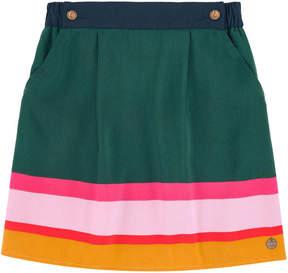 Scotch & Soda Striped skirt