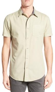 Original Paperbacks Men's 'Torino' Short Sleeve Woven Shirt