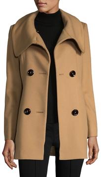 Cinzia Rocca Women's Solid Short Coat
