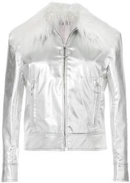 G.V.G.V. faux fur swing jacket