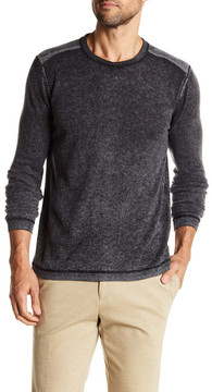 Autumn Cashmere Crossover Cashmere Crew Neck Sweater