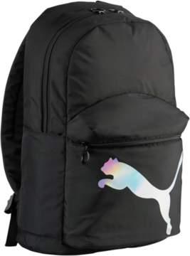 Puma Essential Backpack - Black/Iridescent