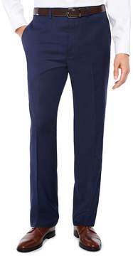 Claiborne Navy Texture Classic Fit Suit Pants