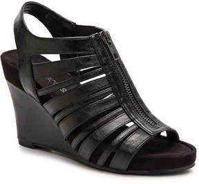 Aerosoles Women's Endplush Wedge Sandal