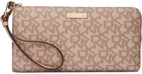 DKNY Bryant Signature Wristlet Pouch, Created for Macy's