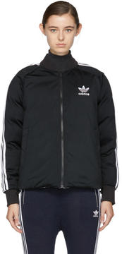 adidas Reversible White Superstar Sport Jacket
