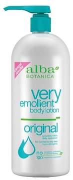 Alba Very Emollient Body Lotion - Original- 32oz