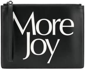 Christopher Kane 'More Joy' clutch