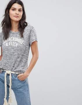 Abercrombie & Fitch Cozy Logo T Shirt