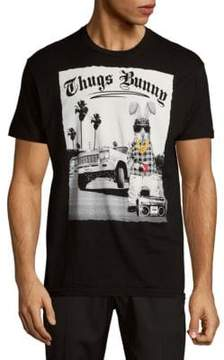 Riot Society Thugs Bunny Cotton Shirt