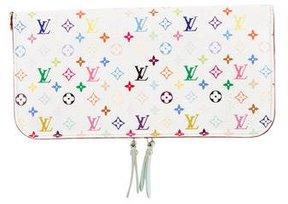 Louis Vuitton Multicolore Insolite Wallet - WHITE - STYLE