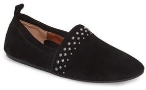 Lucky Brand Women's Baako Studded Flat