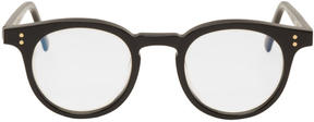 Gentle Monster Black Milan Glasses