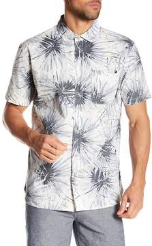 Lost Monzanillo Short Sleeve Regular Fit Woven Shirt