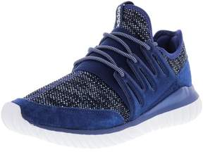 adidas Men's Tubular Radial Mystery Blue / Tactile Black Ankle-High Fabric Fashion Sneaker - 8M