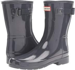 Hunter Original Refined Short Gloss Women's Rain Boots