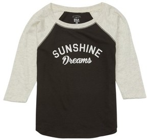 Billabong Girl's Sunshine Dreams Graphic Tee