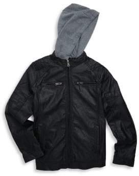 Urban Republic Little Boy's Long Sleeve Jacket