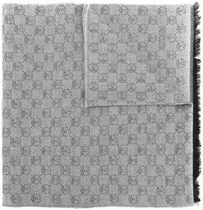 Moschino monogram scarf