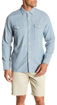 Grayers Halstead Front Button Regular Fit Woven Shirt