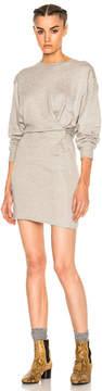 Etoile Isabel Marant Fanley Sweatshirt Dress