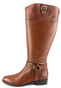 INC International Concepts Womens Fedee Leather Closed Toe Knee High Fashion ....