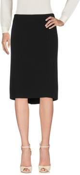 Roccobarocco Knee length skirts