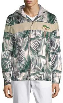 Standard Issue NYC Orchid Cotton Windbreaker