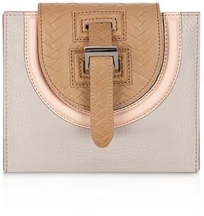 meli melo Halo Mini Leather Wallet