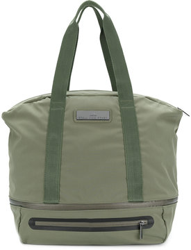 Adidas By Stella Mccartney large zipped tote bag