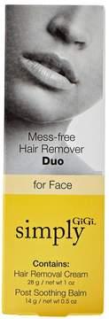 GiGi Mess-Free Hair Remover Duo