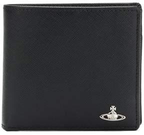Vivienne Westwood billfold logo plaque wallet