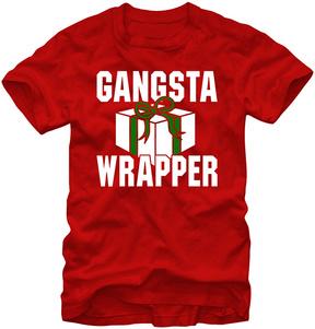 Fifth Sun Red 'Gangsta Wrapper' Tee - Men's Regular