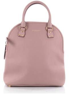 Burberry Pre-owned: Bloomsbury Satchel Leather Medium. - PINK - STYLE