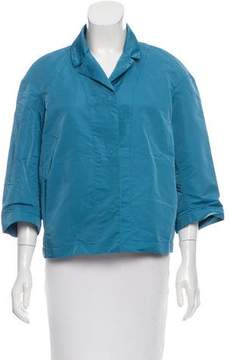 ADD Lightweight Notched Collar Jacket