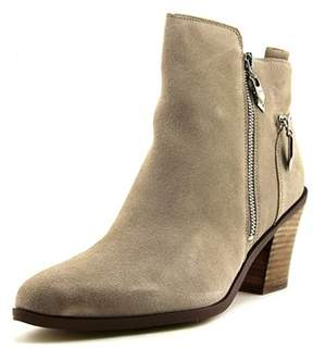 Fergie Bianca Pointed Toe Suede Bootie.