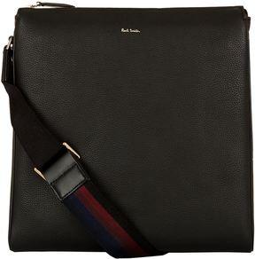 Paul Smith Leather Messenger Bag
